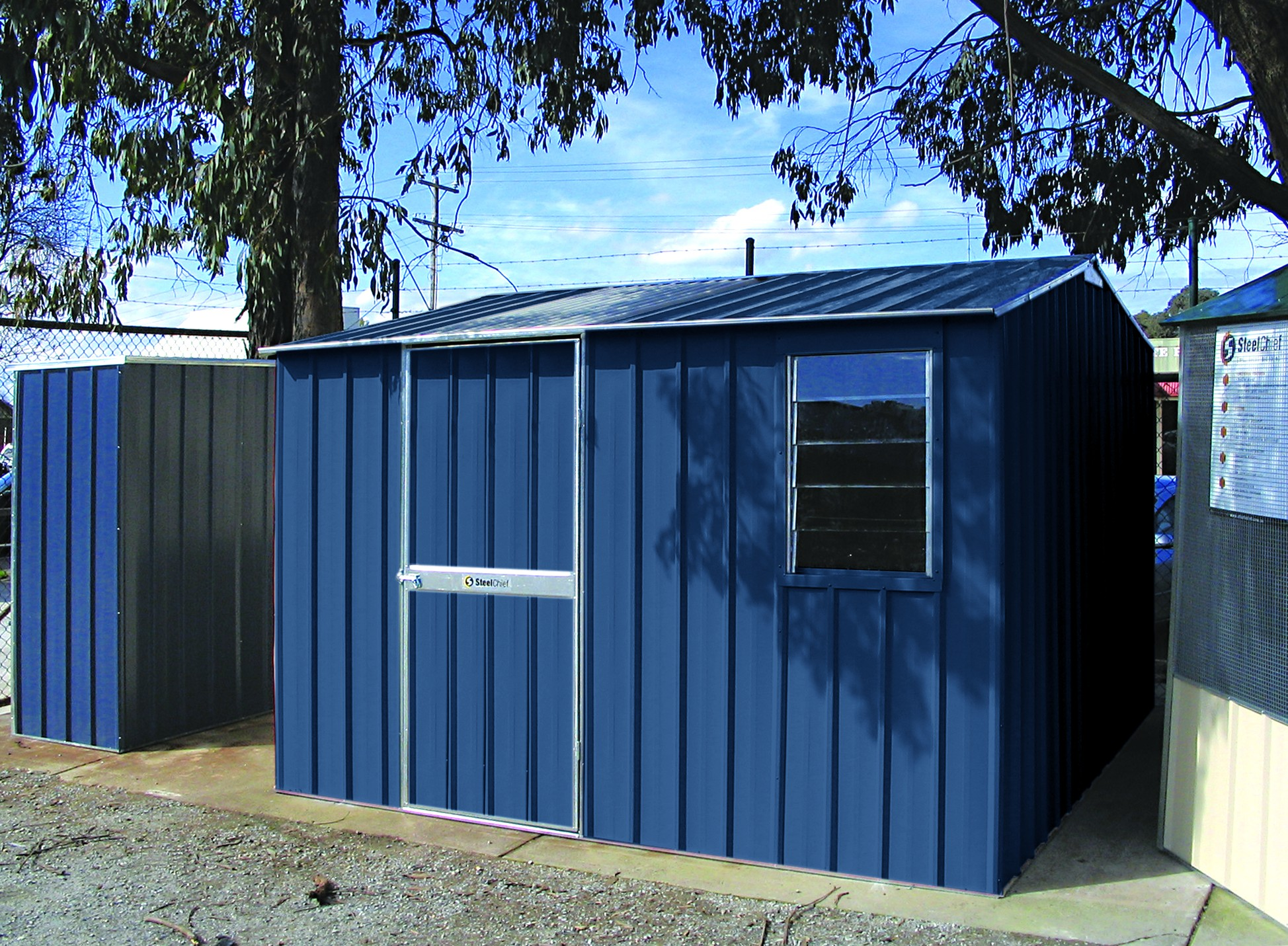 colour x gable shed metro gable sheds